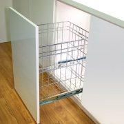 Door Mount Laundry Hamper