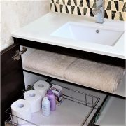 Individual Baskets Bathroom Drawers