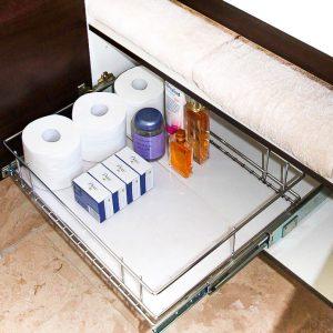 Individual Baskets Bathroom Storage