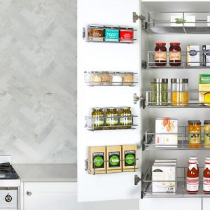 Pantry Spice Racks