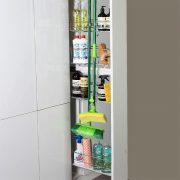 Broom Storage Pullout