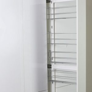Slim Line Pull Out Pantry Tall And Thin