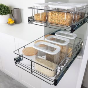Storage Drawers And Slide Out Solutions For Under Bench Cabinets