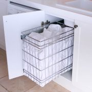 Pull Out Laundry Basket
