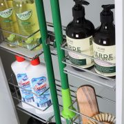 Broom Storage Solution