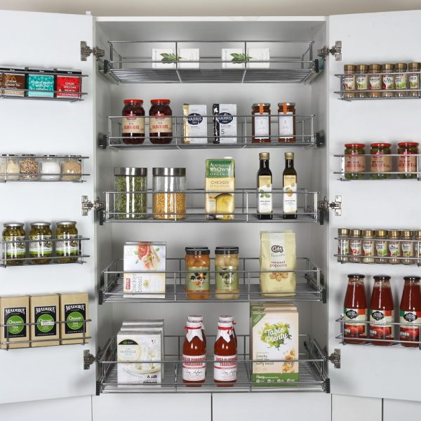 Pantry Spice Racks Storage