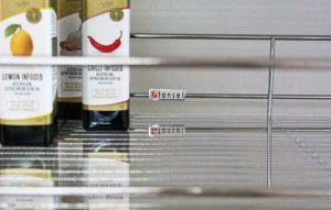 Narrow Kitchen Non Slip Bases   Tansel.com.au